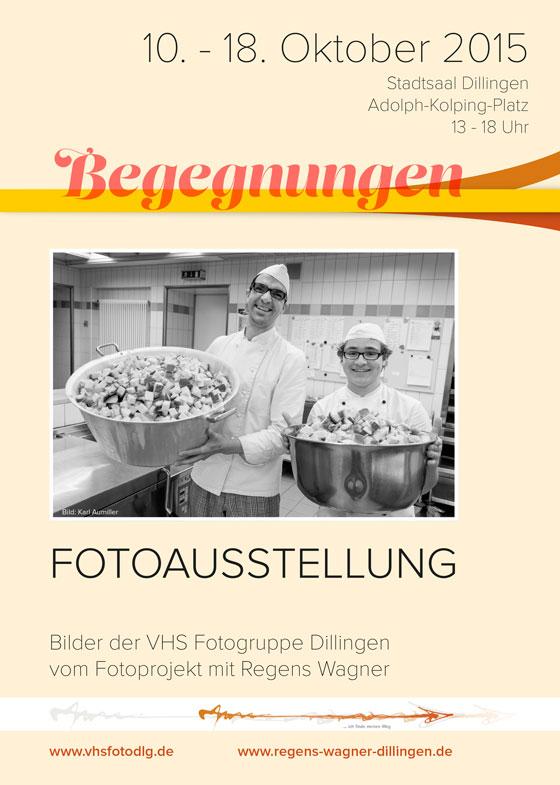 Ausstellung der VHS Fotogruppe Dillingen