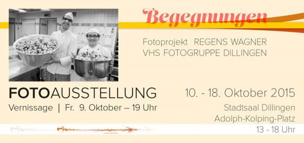 Begegnungen - VHS Fotogruppe Dillingen