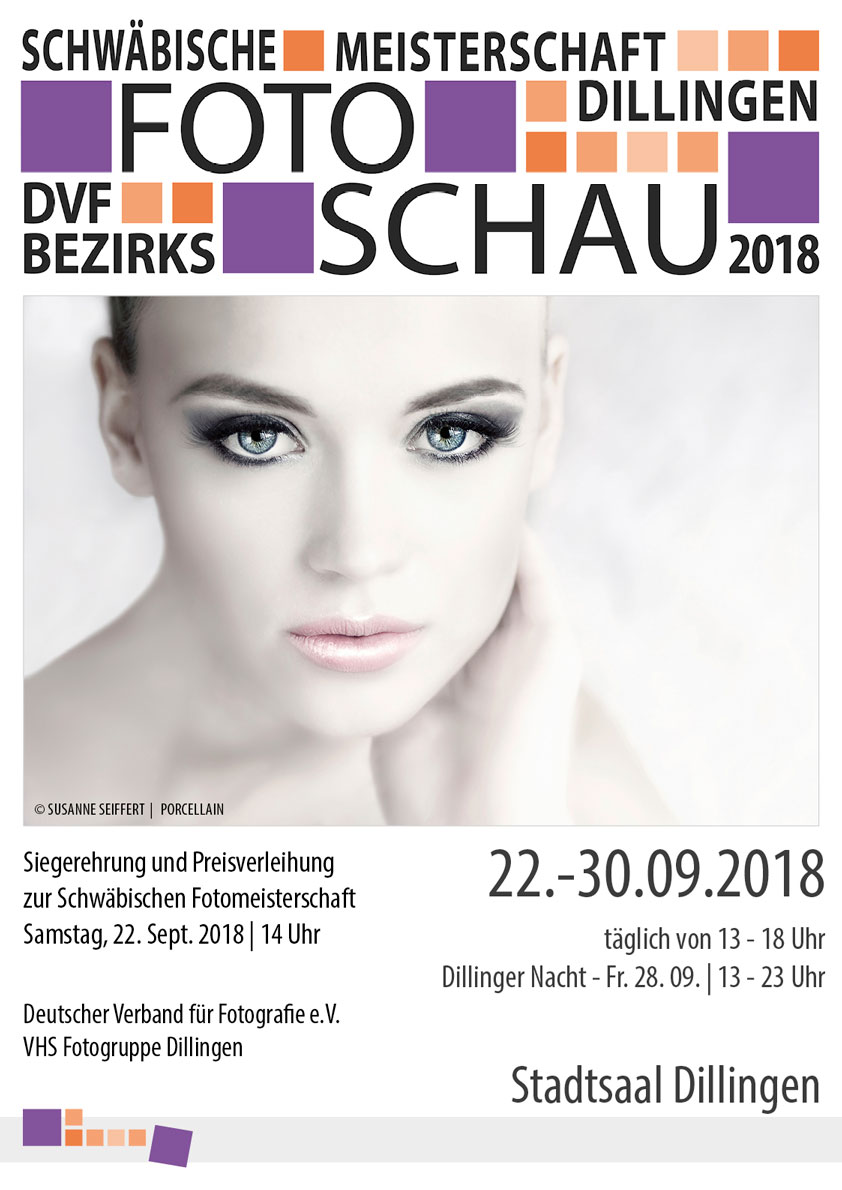 Schwäbische Fotomeisterschaft 2018