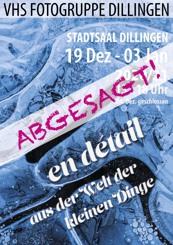 Fotoausstellung im Stadtsaal Dillingen